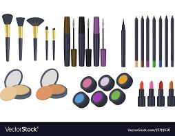 cosmetics clipart makeup clipart vector image