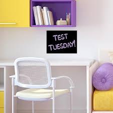 office wall decal. memo chalk wall decal office