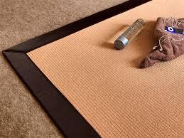 contemporary rug striped plain cotton