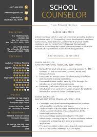 perfect resume az school counselor resume sample tips resume genius