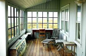 enclosed porch cost enclosed deck ideas enclosed porch cost market ready renovating an before ing the enclosed porch