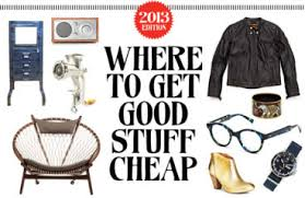 Small Picture Good Stuff Cheap 2013 The frugalists guide to designer clothes