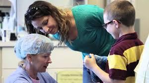the gift of sight elks children s eye clinic vision screening program