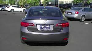 2013 Acura ILX Hybrid CVT with Technology Package In-Depth Review ...