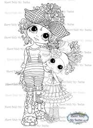 Small Picture 556 best adult color pages images on Pinterest Big eyes Digi