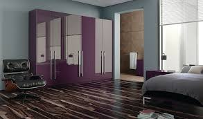 contemporary fitted bedroom furniture. Exellent Furniture Zurfiz Ultra Gloss Plum Fitted Bedroom  Contemporary In Furniture