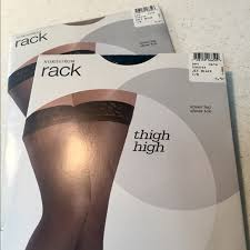 Nordstrom Rack Size Chart Nordstrom S Sheer Thigh High Stockings Nwt