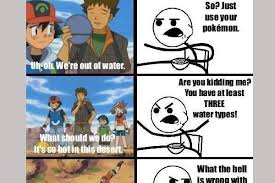 funny-pokemon-cereal-guy-meme - via Relatably.com