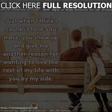 Love Of My Life Quotes For Her Impressive Cute Love Quotes For Her P Classy Impressive Love Images