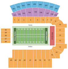 Arizona Stadium Seating Chart Arizona Stadium Seating Chart Tucson