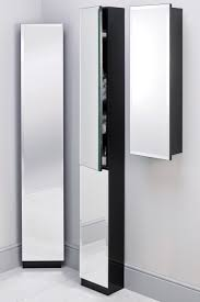 Small Corner Mirror Bathroom Cabinet • Corner Cabinets