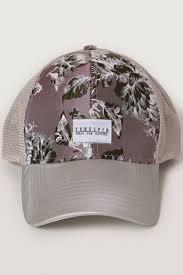 <b>Бейсболка TRUESPIN Blossom</b> Trucker Grey купить в интернет ...
