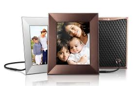 nixplay iris 8 inch wifi digital picture frame review