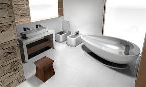dollhouse modern furniture. Fine Dollhouse Special Bathroom With Modern Furniture Design And Unique Bathtub To Dollhouse S