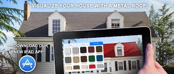 instructions app virtual metal roof visualizer image app