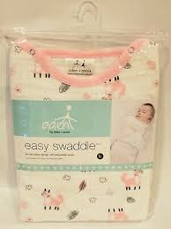 Aden Anais Classic Easy Swaddle Blanket Swaddling Layered