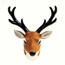 deer head wall decorations