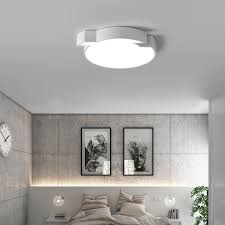 indoor led lighting solutions. aliexpress.com : buy modern round structure reflective led ceiling light indoor lamp creative personality for bedroom living room from led lighting solutions e