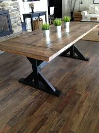 modern farmhouse table. There Are Tons Of Useful Ideas Pertaining To Your Woodworking Undertakings Located At Http://www.woodesigner.net Modern Farmhouse Table R