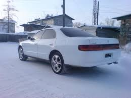 1994 Toyota Chaser Pictures