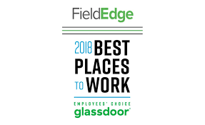 fieldedge honored as one of the best places to work in 2018 a glassdoor employees choice award winner