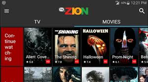 tvzion. tv zion - new apk for movies and shows tvzion i
