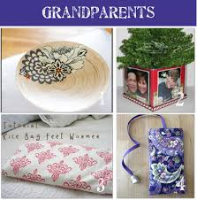 How to Make Christmas Gifts For Grandparents {Homemade Gifts}