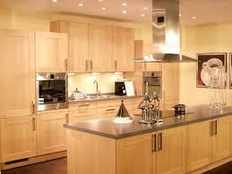 kitchen ideas light cabinets. Modren Cabinets Stunning Light Colored Kitchen Cabinets On Regarding Impressive  Ideas For Design 17 N
