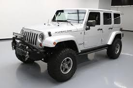 2012 jeep wrangler unlimited rubicon sport utility 4 door 2012 jeep wrangler unltd rubicon 4 4 lift nav 35s 54k 118832 texas direct auto