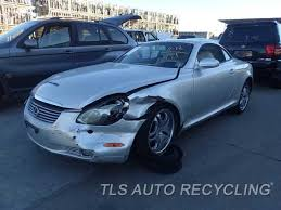 parting out 2002 lexus sc 430 stock 5223rd tls auto recycling 2002 lexus sc 430 parts stock 5223rd