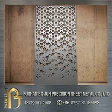 Laser Cut Transparent Wall Panel From Foshan Manufacturer Buy