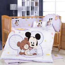 disney cars baby crib set promotion mickey mouse bedding kit bed around customize disney bambi baby bedding
