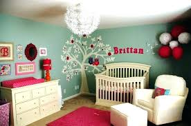 Baby Girl Room Ideas Not Pink Nursery Bedding Brown Mint Green And