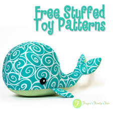 Free Stuffed Animal Patterns Beauteous Free Stuffed Toy Pattern Frugal Family Fair