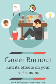 avoiding career burnout