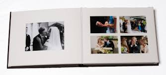 Wedding Photos Albums Wedding Albums Matted Folio And Full Page Chris Mann