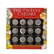 Twelve Caesars The Twelve Caesars Coin Set