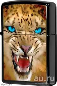 <b>Зажигалка Zippo</b> (Зиппо США) Zippo 28276 <b>Leopard</b> Ebony ...