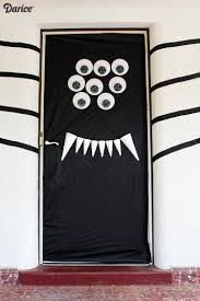 Kids are going to squeal with joy over this Silly Spider Halloween Door  Decoration! Follow