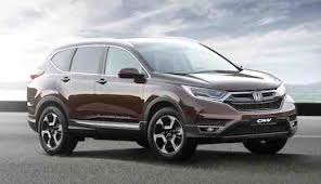2018 Honda CRV EXL Colors