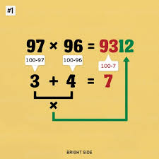 nine simple math tricks you ll wish you had always known