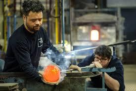 Afbeeldingsresultaat voor glasfabriek leerdam