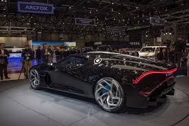 With a price tag of nearly $19 million, bugatti's latest insanity, the la voiture noire, is the most expensive new car in the world. Did Cristiano Ronaldo Just Buy The Bugatti La Voiture Noire Top Speed