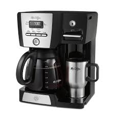 Coffee Maker K Cup And Pot Mr Coffeer Versatile Brew 12 Cup Programmable Coffee Maker And