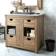 rustic style bathroom vanities bathroom cabin style bathroom vanity reclaimed barn wood bathroom cabin style bathroom