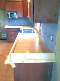 pour in place concrete countertop poured in place concrete plus pour place concrete forms pleasurable pour