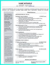 Assembly Line Job Description For Resume 100 Sample Transportation Management Resume 100 Sales Construction 84