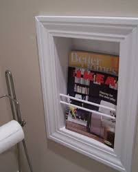 Wall Magazine Holder Bathroom Wall Magazine Rack Bathroom Complete Ideas Example 2