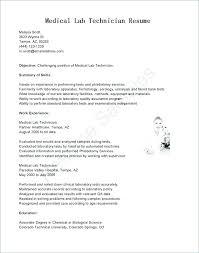 Ultrasound Technician Resume Sample Lab Resume Examples Repair
