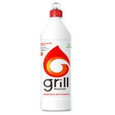 "<b>GRILL</b> MASTER <b>жидкость для розжига</b> 0,5 л — АО ""Группа ..."